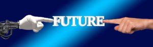 ロボットとの未来